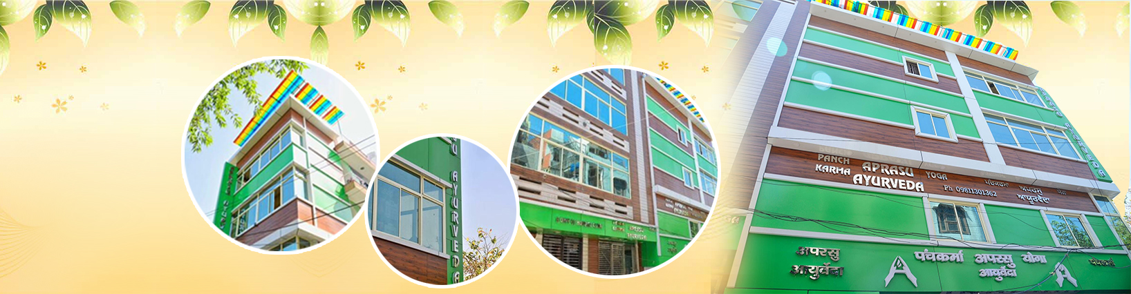 Panchakarma ayurvedic centre in rohini New delhi India